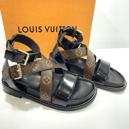 Босоножки Louis Vuitton Crossroads