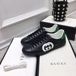 Кеды Gucci new collection 2021 черные